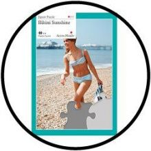 Puzzle - Der Bikini - 13 Teile