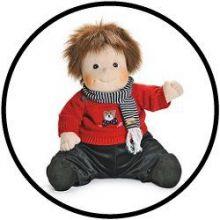 Teddy Outfit Rubens Barn Original für Emil