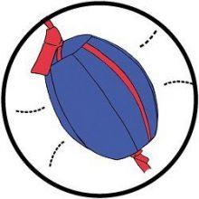 Boxluftmatz inkl. 2 Ersatzballons