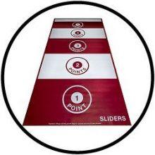 Kurling Sliders Target
