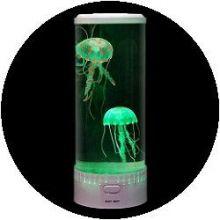 Quallen Aquarium - Rund