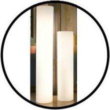 Möbel - Farbwechselzylinder 70 cm