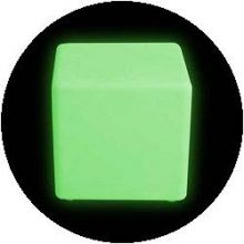 Möbel - Farbwechselwürfel, 40 cm.