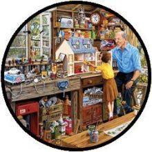 Grandad's Workshop Puzzle (500 Stück)