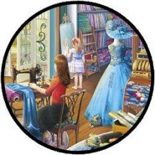 Dressmaker's Daughter Puzzle (500 Stück)
