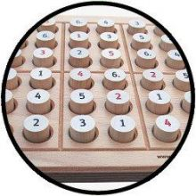 Sudoku 6 x 6 medium