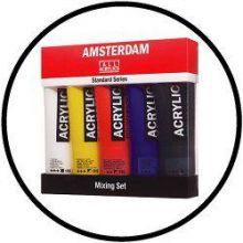 Talens Amsterdam Acrylfarbe Mixing Set