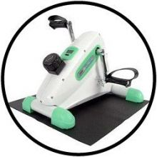 MSD OxyCycle 1 Pedal Exerciser Aktivtrainer