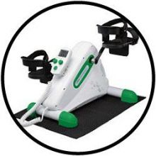 MSD OxyCycle 3 Pedal Exerciser Aktiv Passivtrainer