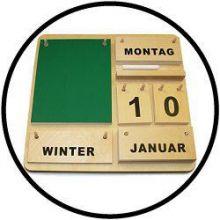 Creativ Holzkalender