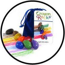 Malsteine von Crayon Rocks 8 Stück