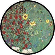 Klimt Garden with Sunflowers Puzzle - 48 große Teile