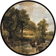 Constable The Haywain Puzzle - 48 große Teile