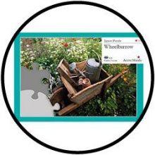 Puzzle - Der Schubkarren - 13 Teile