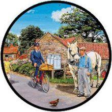 Puzzle Olive House Farm (100 Stück)