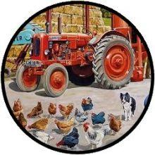 Puzzle - A Busy Farmyard 500