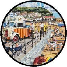 Puzzle - Seaside Nostalgia - 35 Teile