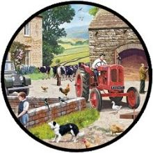 Puzzle - Life on the Farm (1000)