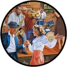 Puzzle - Dancing Shoes - 63 Teile