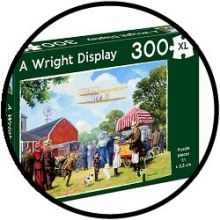 Puzzle - A Wright Display (300 XL)