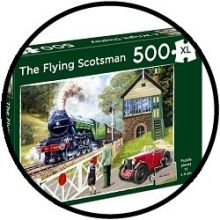 Puzzle - The Flying Scotsman (500 XL)