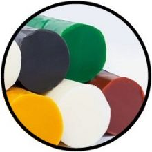 Creall-supersoft Sortiment 5 Farben