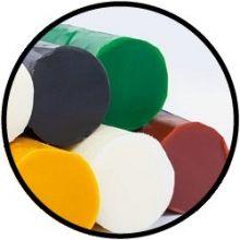 Creall-mini silky soft Sortiment bright colours