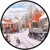 Puzzle - Winter Snow - 35 Teile
