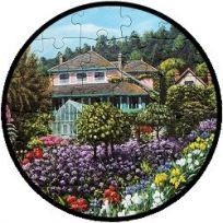 Puzzel - Monet's Garden - 63 Teile