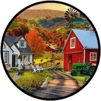 Puzzle - Farm Life - 100 Teile