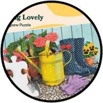 Puzzle - Blooming Lovely - 13 Teile
