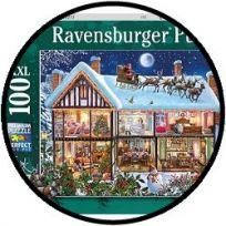 Puzzle - Weihnachten zu Hause (100 XXL)
