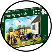 Puzzle - The Flying Club (100 XXL)