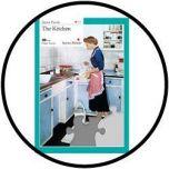 Puzzle - In der Küche - 13 Teile