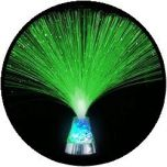 Fibre Optic Ice Lamp Funtime Gifts Ice Glasfaser-Lampe