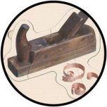 Puzzles Werkzeugkiste - 4 große Teile