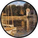 Monet Bridge at Argenteuil Puzzle - 48 große Teile