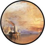 Turner The Fighting Tameraire Puzzle - 48 große Teile
