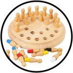 Memo Schachspiel