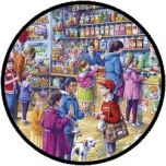 The Old Sweet Shop Puzzle (500 XL)