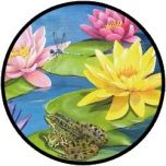 Puzzle - Lily Pond - 13 Teile