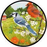Puzzle - Summer Birds - 13 Teile