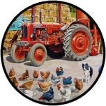 Puzzle - A Busy Farmyard 500