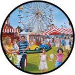 Puzzle - The Fair's in Town - 35 stukjes