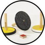 pedalo®-Curling für Halle