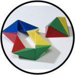 Triamant farbig 2 Halbe